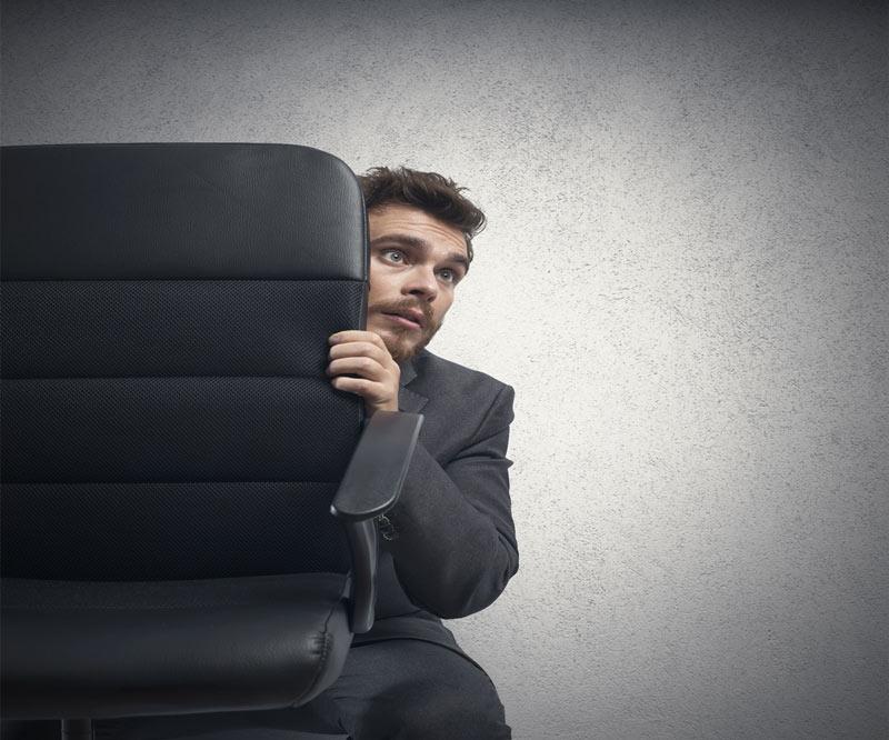 ترس از رد شدن در فروش بیمه های عمر