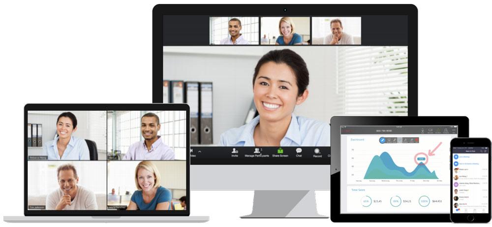 تحول دیجیتال - نرم افزارهای ویدئو کنفرانس